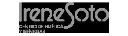 Irene Soto · Centro de Estética y Bienestar en Mos Logo